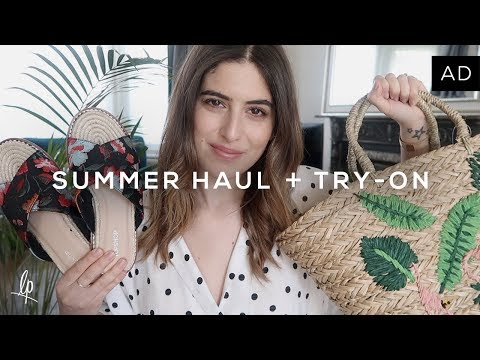SUMMER ASOS & TOPSHOP HAUL (with thoughts from Debs!)  | Lily Pebbles