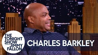 Charles Barkley Confesses He Hasn