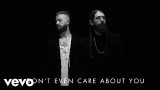 MISSIO - I Don't Even Care About You (Official Audio)