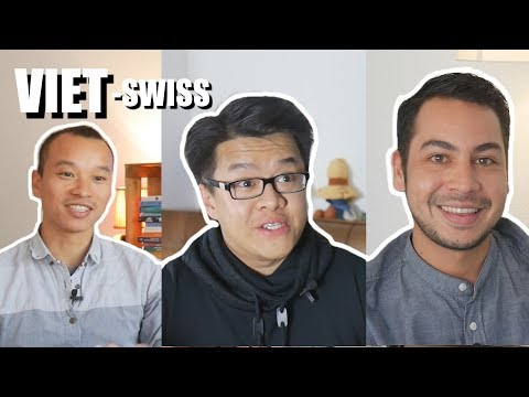 Vietnamese People in Switzerland - What are they doing? Viet Kieu Thuy Si