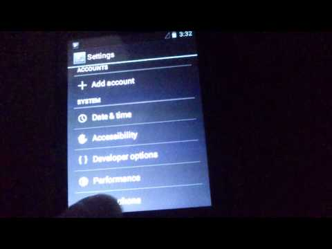 Sound on Galaxy Mini (Android 4.2.1)