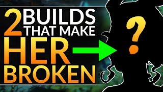 This Hero is BROKEN?! - The 2 Builds YOU MUST ABUSE to CARRY HARD - Dota 2 Pro Mid & Support Guide