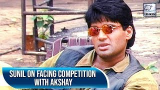 Suniel Shetty Talks About His Infamous Rivalry With Akshay Kumar   Flashback Video