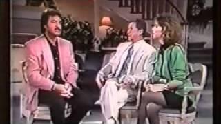 Engelbert Humperdinck on Regis and Kathie Lee