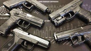 Walther Creed vs Canik TP9: Thursday Rough Cut - PakVim net
