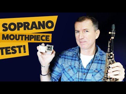 How to choose a soprano saxophone mouthpiece - Brancher J21 vs L21 comparison