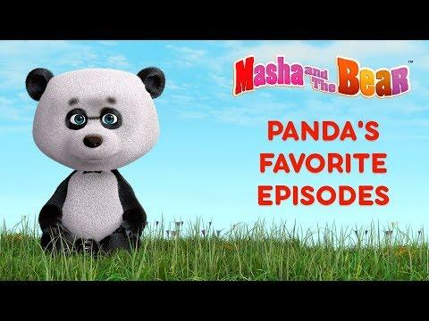Xxx Mp4 Masha And The Bear Panda 39 S Favorite Cartoons 🐼 3gp Sex