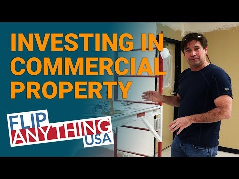 How I Invest in Commercial Real Estate -$1,050,000 Purchase. How I keep the cash flowing
