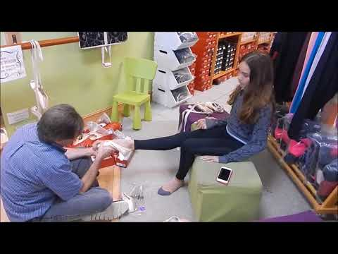 Getting Ballet Pointe Shoes with Reborn Toddler!