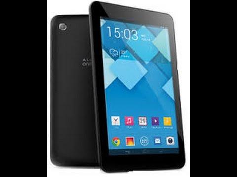 Alcatel One Touch Pop 7 Screen Shot