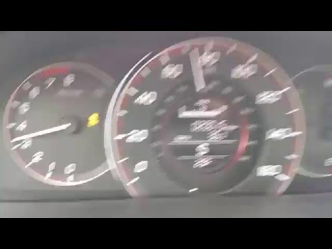 2014 Honda Accord Sport 0-60 acceleration with cvt transmission