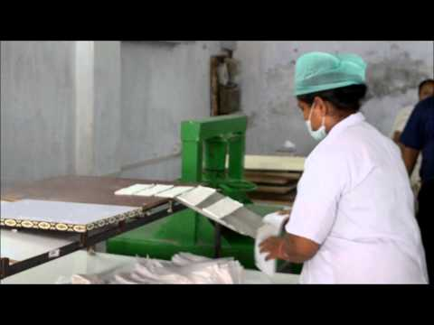 Sanitary Napkin Making Machines INDIA