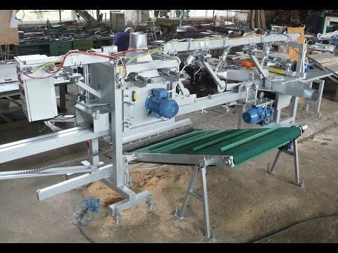 Log siding machine CEMA-2