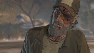 The Walking Dead New Frontier Episode 1 Flashbacks (Kenny Death, Jane Death, Clementine Alone)
