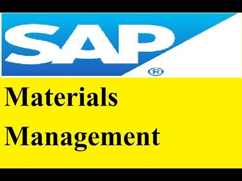 Learn SAP MM - subcontracting cycle