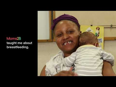 How Moms2B helps women and babies | Ohio State Medical Center