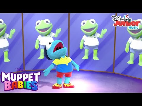 The Lily Pad Blues Music Video   Muppet Babies   Disney Junior