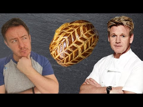 MVK tries #1 Gordon Ramsays Beef Wellington Recipe