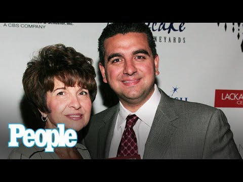 Cake Boss: Buddy Valastro Remembers Losing His Mom To ALS, Their Final Goodbye | People NOW | People
