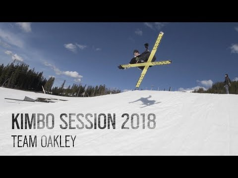 Kimbo Session | Freestyle Skiing | One Obsession - Oakley