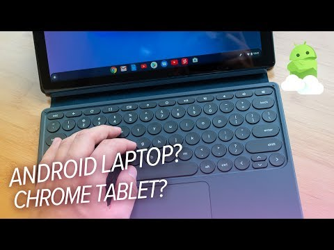 Pixel Slate Review: Best Chrome Tablet or Decent Android Laptop?