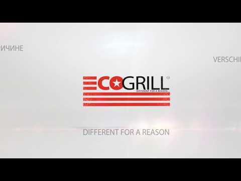 COMMERCIAL ELECTRIC GRILL & ELECTRIC CHARBROILER - EcoGrill