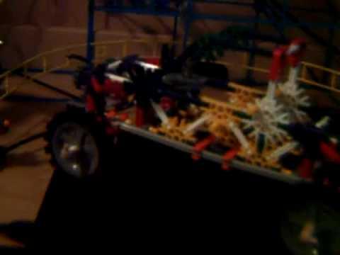 Sonny's Creations-Knex Suspension Truck