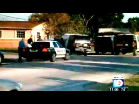 Surveillance Video Footage Of Rick Ross Drive By Shooting Rolls Royce Crash