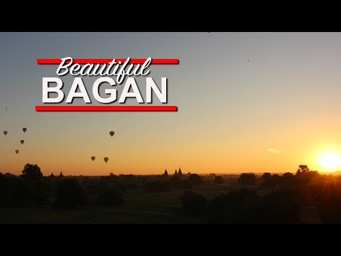 A DAY IN BAGAN, MYANMAR | VLOG 49