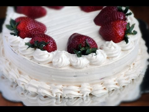 Tres Leches Cake Recipe | How To Make A Tres Leches Cake | SyS