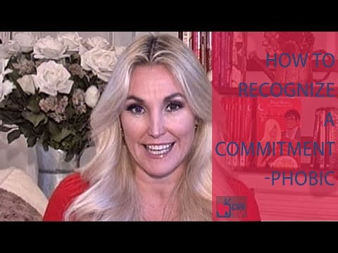 How to Recognize a Commitmentphobic - by Donna Barnes (for Digital Romance TV)