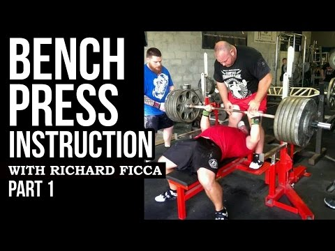 Improve Your Bench Press FAST - Bench Press Training (Part 1)