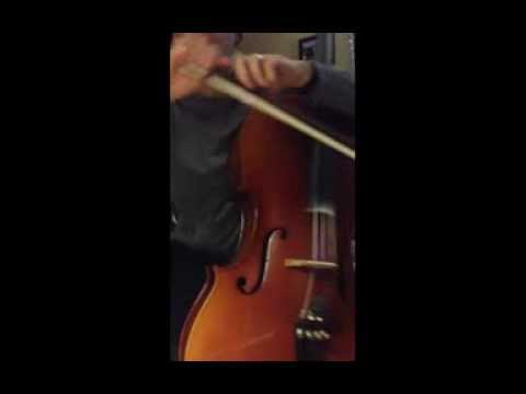 Learning Cello Week 4