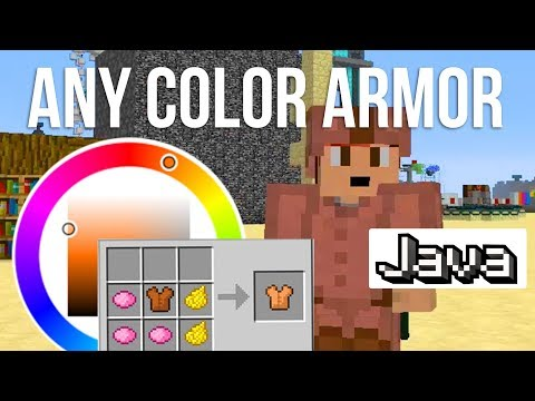 The Easiest Way to Customize Armor in Minecraft