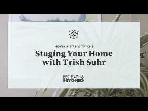 Moving Tips & Tricks: Staging Your Home