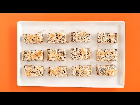 Chocolate-Coconut Cookie Bars - Martha Stewart