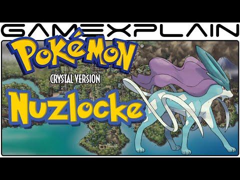 Pokémon Crystal Nuzlocke Livestream - Part 1