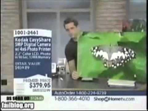 Top 5 Infomercial Fails ...and an honorable mention