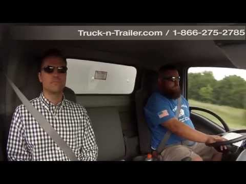 How To Buy Used Commercial Box Truck, Truck-n-Trailer, Moore Oklahoma