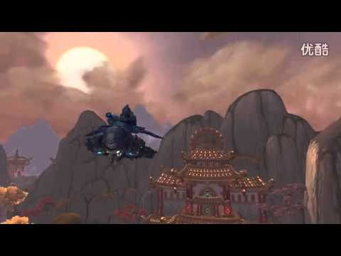 Flying mounts Golem Project 5 4 full manned Preview World of Warcraft Mists of Pandaria HD, www mmob