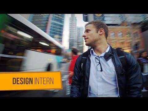 Intern Video: Andre's Internship in Graphic Design!