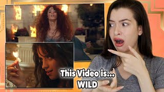 Camila's Most Chaotic Video TO DATE~ Liar Music Video Reaction