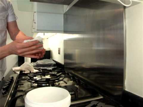 Cleaning Stainless Steel Cleaner and Polish