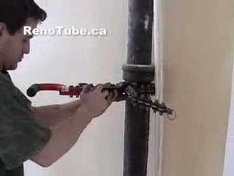 How to Remove Cast Iron Pipe