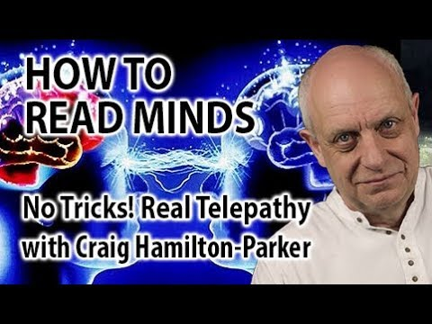 How to Read Minds | Real Telepathy Techniques - No Tricks!