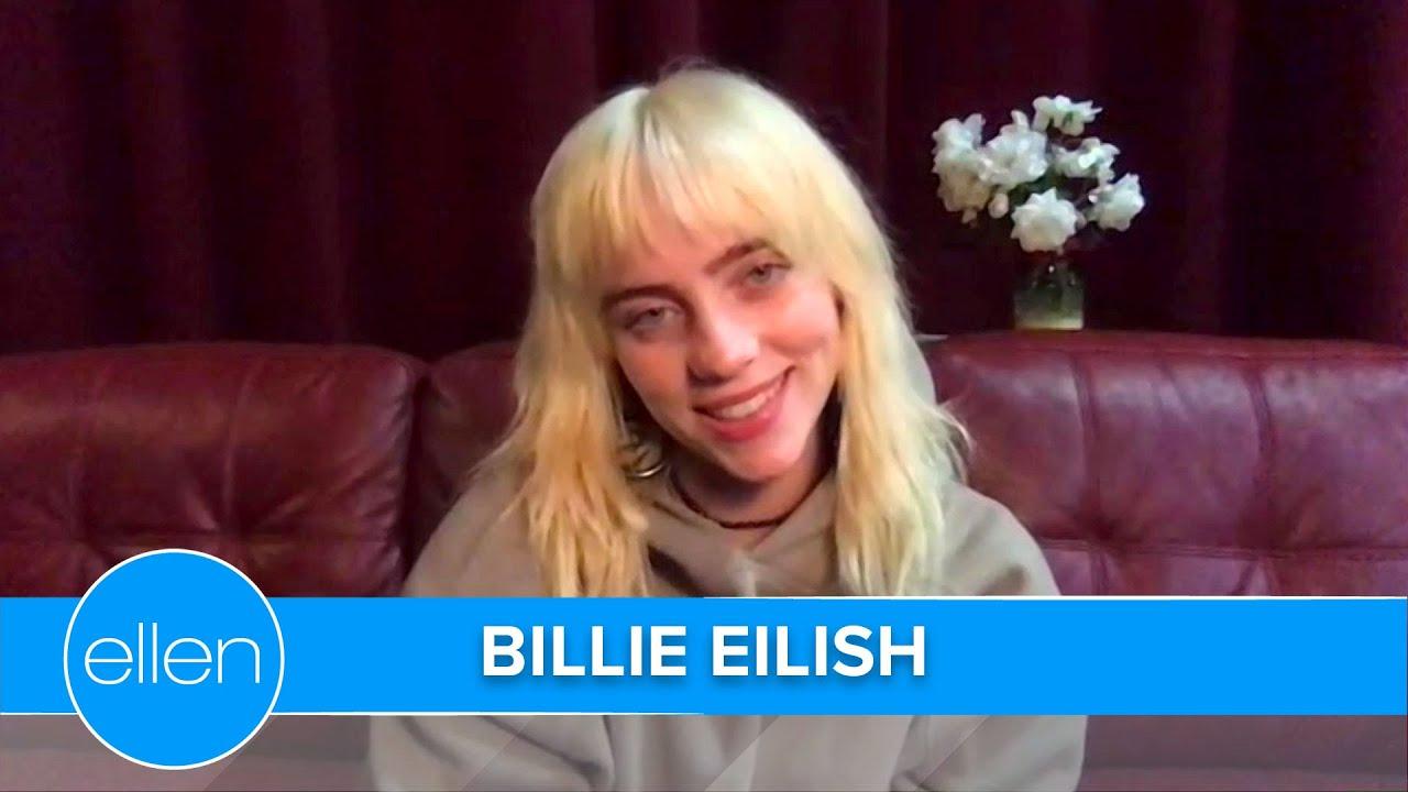 Billie Eilish Makes a Surprise Visit... in the Virtual Audience!