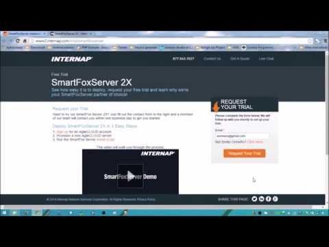 1 - MMO Server en la nube con Unity3d (SmartFoxServer)