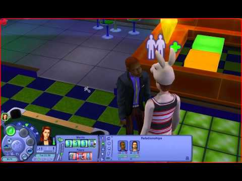 Let's Interactively Play The Sims 2 Part 5  (Opening a home business Part 2 of 3)