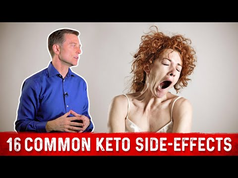 The 16 Most Common KETO Side-Effects & Remedies