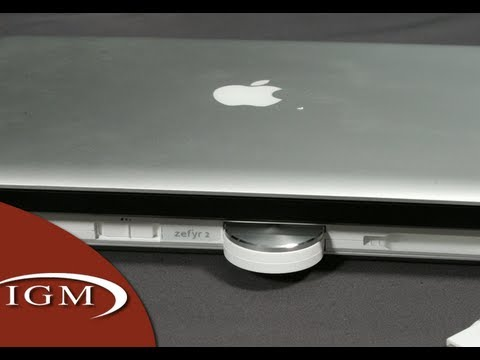 Moshi Zefyr 2 MacBook cooling stand (Review)